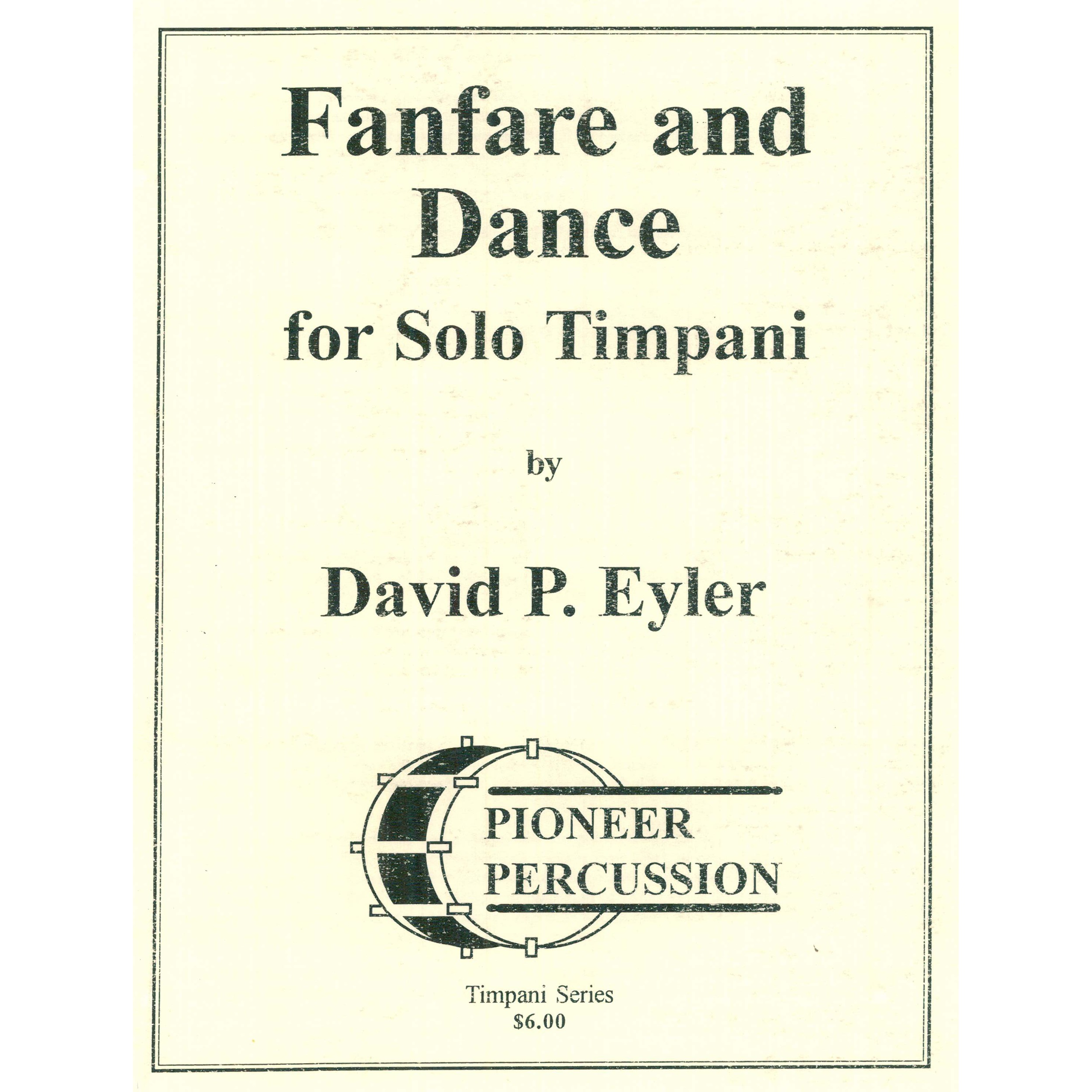 Fanfare and Dance by David Eyler