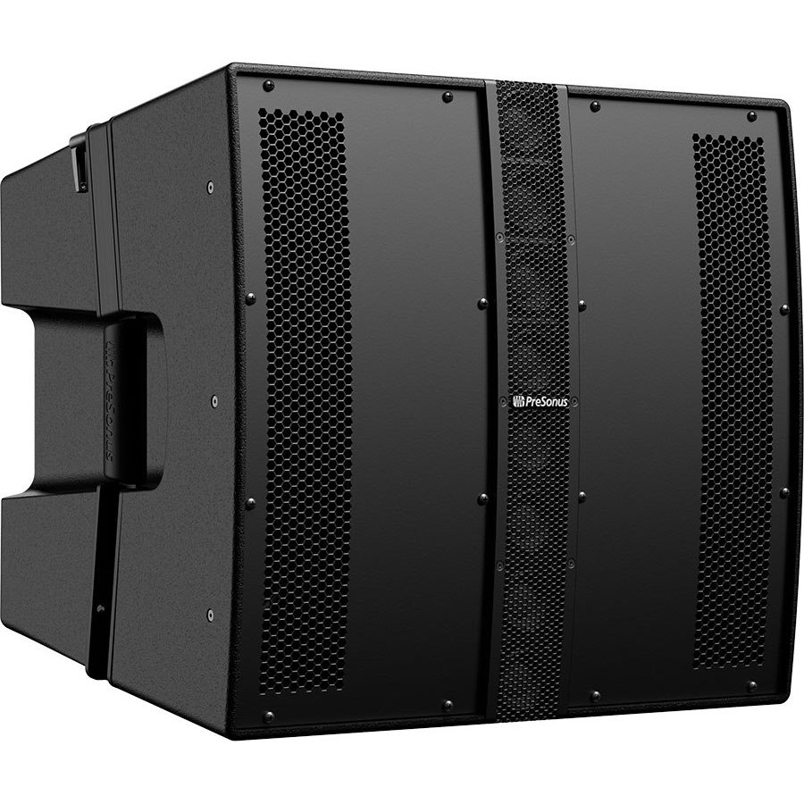 PreSonus 1000-Watt Hybrid Point Line Array Speaker withIntegrated Rigging and On-Board DSP