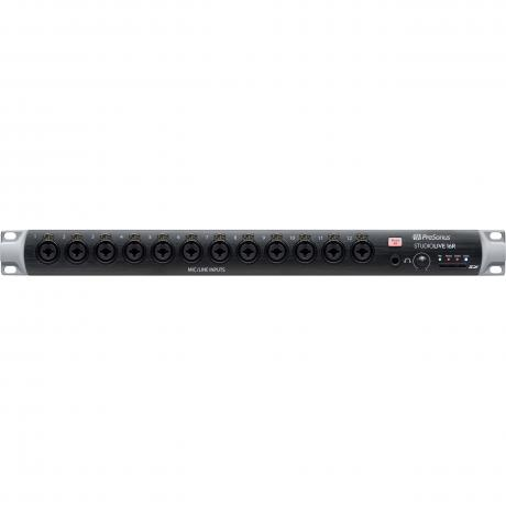 PreSonus 16-Channel Digital Rack Mixer with Recallable XMAX Preamps