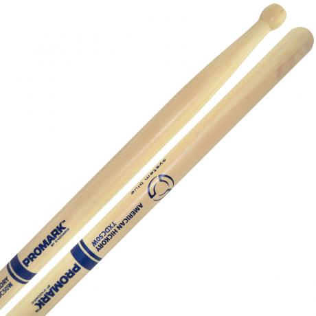 Promark DC50 System Blue Marching Snare Sticks
