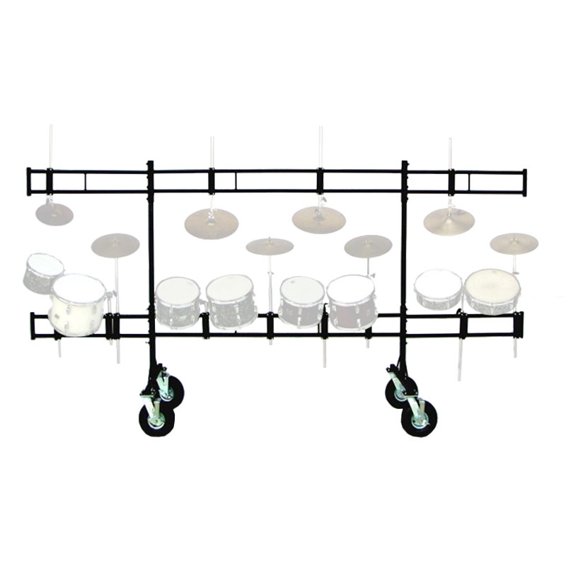 Pyle All Terrain Double Tier Field Rack