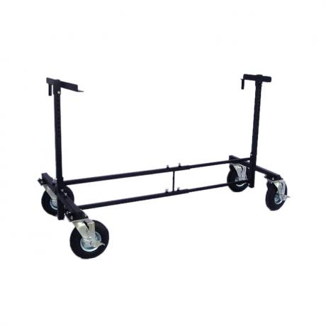 Pyle All Terrain Xylophone Cart