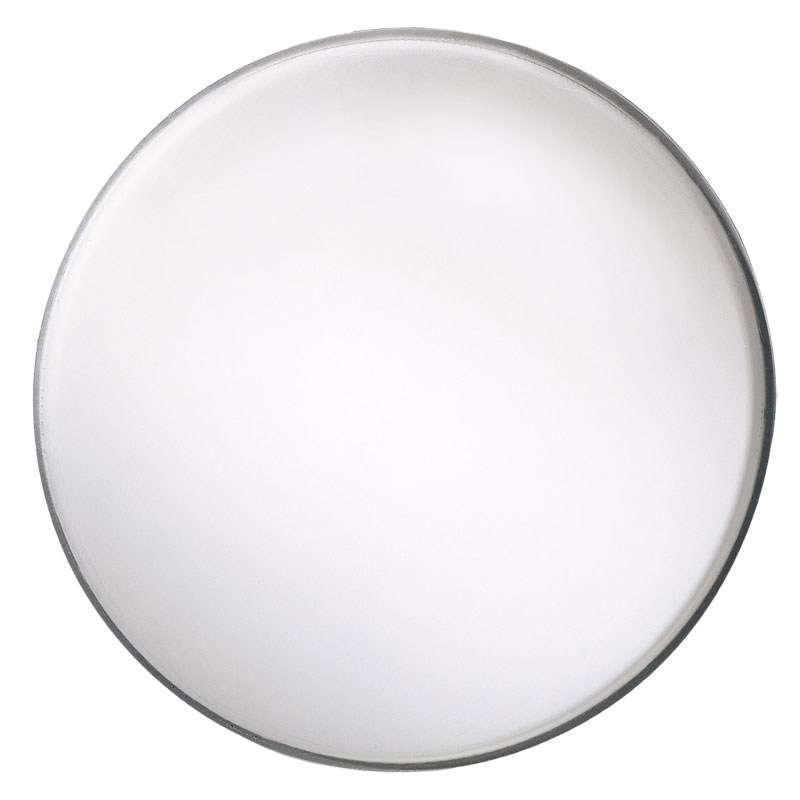 """Remo 20"""" Emperor Smooth White Crimplock Marching Bass Drum Head"""