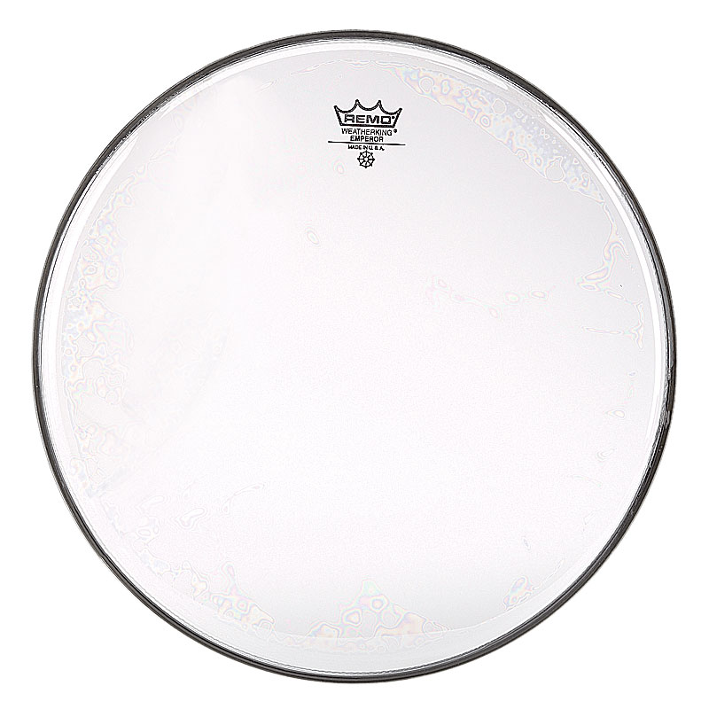 "Remo 24"" Emperor Clear Bass Drum Head"