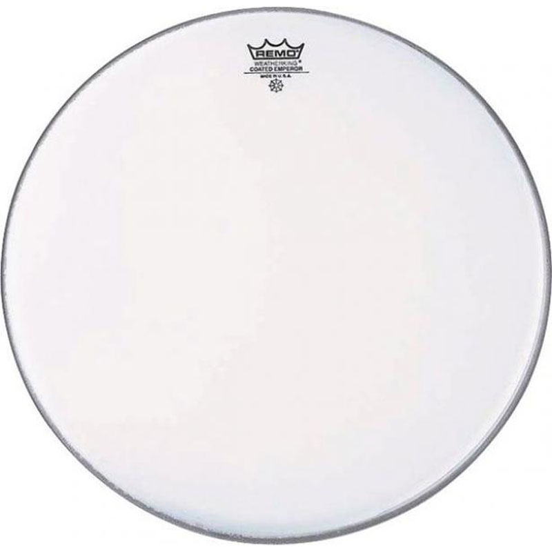 "Remo 22"" Emperor Coated Bass Drum Head"