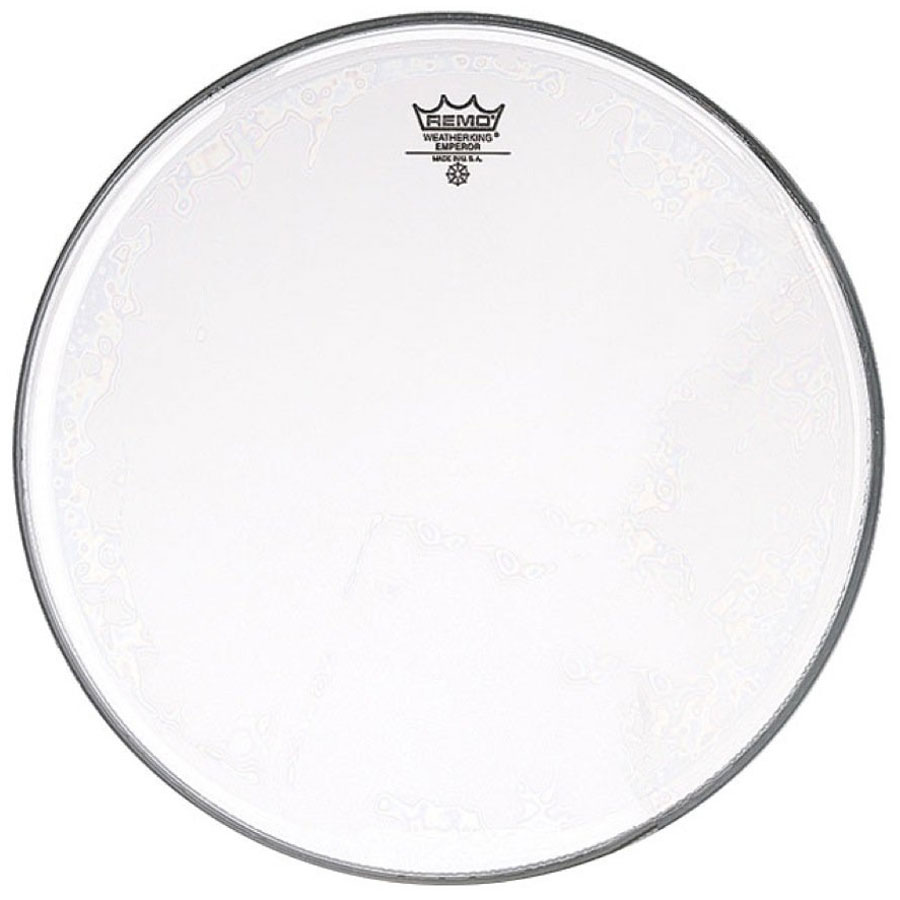 "Remo 18"" Emperor Clear Bass Drum Head"