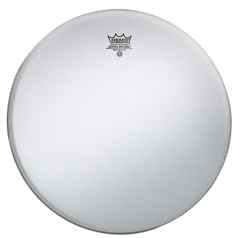 "Remo 8"" Diplomat Coated Drum Head"