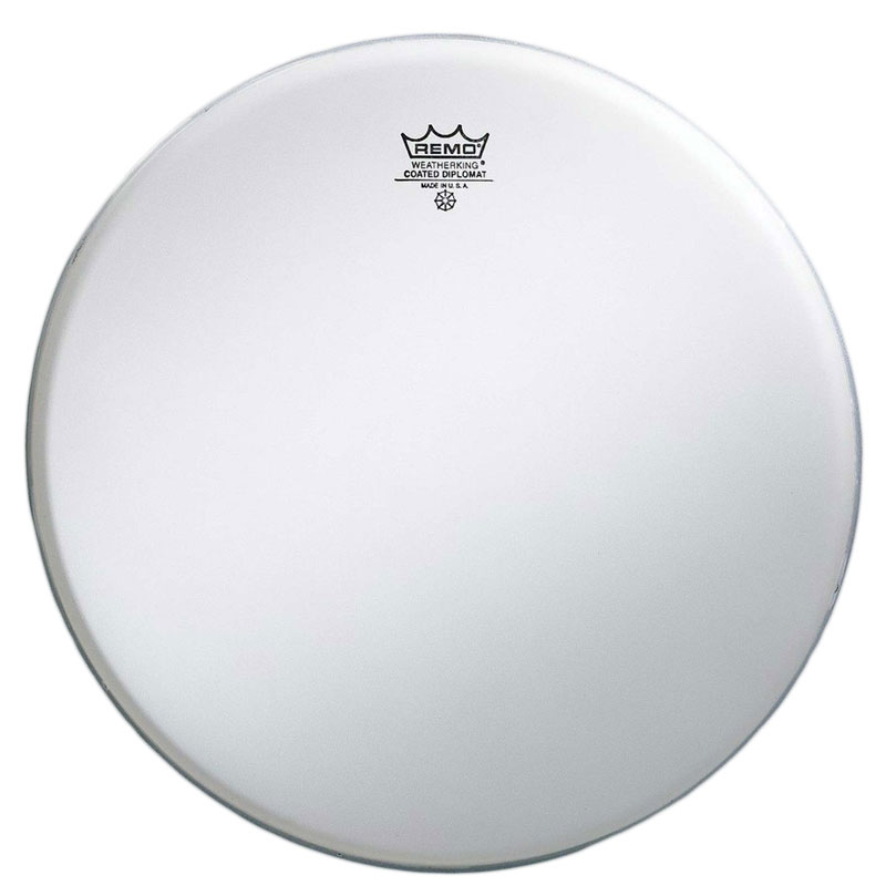 "Remo 10"" Diplomat Coated Drum Head"