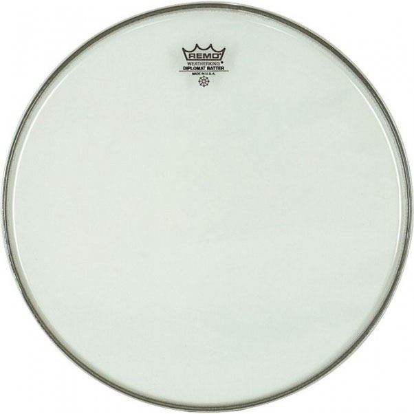 "Remo 16"" Diplomat Clear Drum Head"