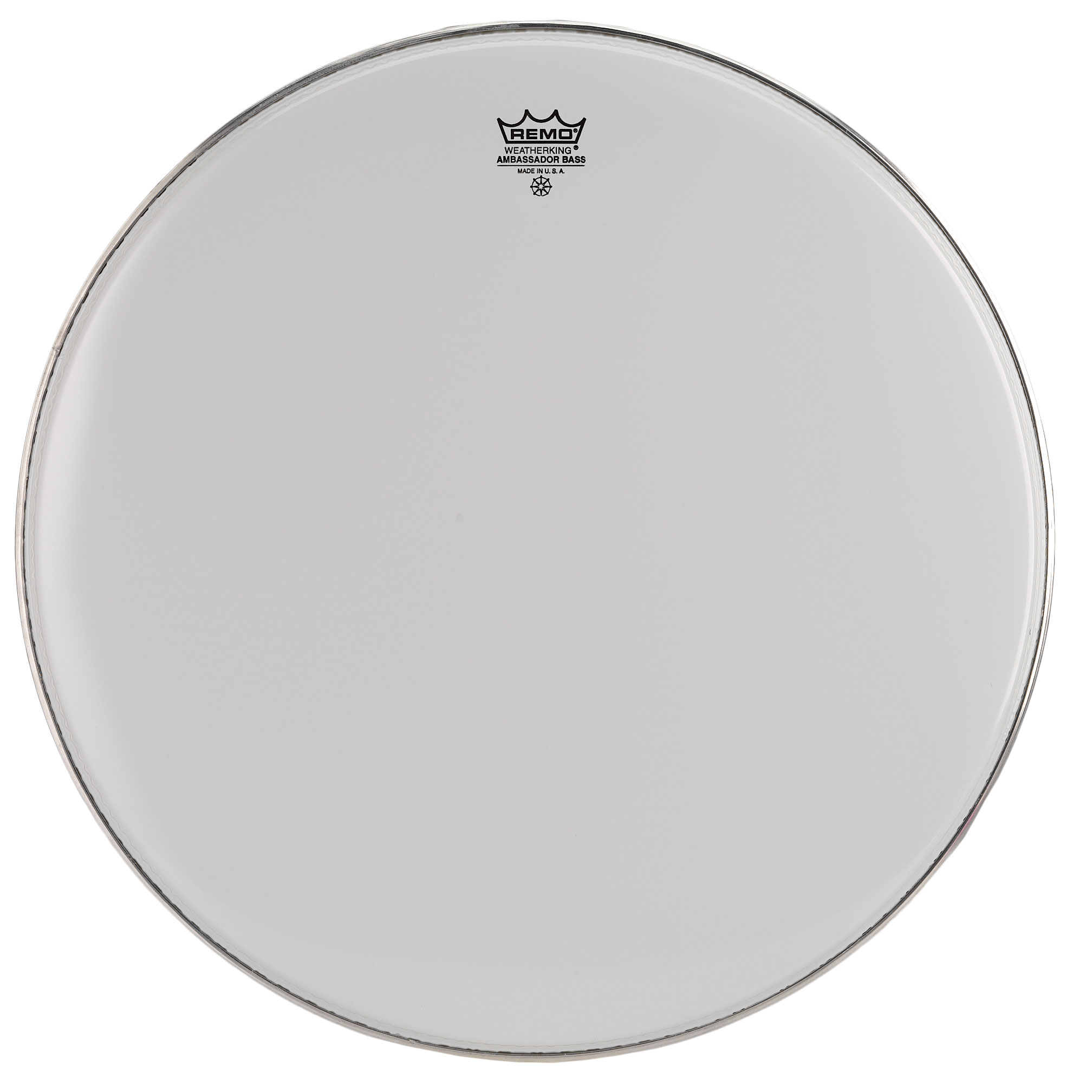 "Remo 32"" Ambassador Coated Concert Bass Drum Head"