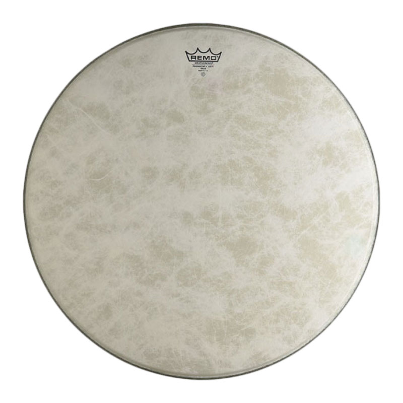 "Remo 32"" Fiberskyn Heavy Concert Bass Drum Head"