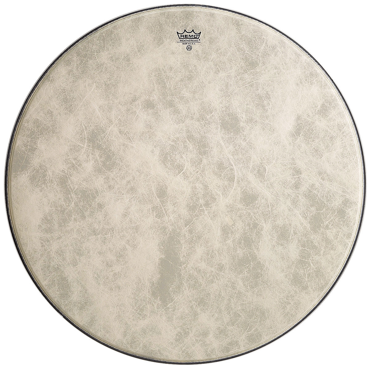 "Remo 40"" Fiberskyn Heavy Concert Bass Drum Head"