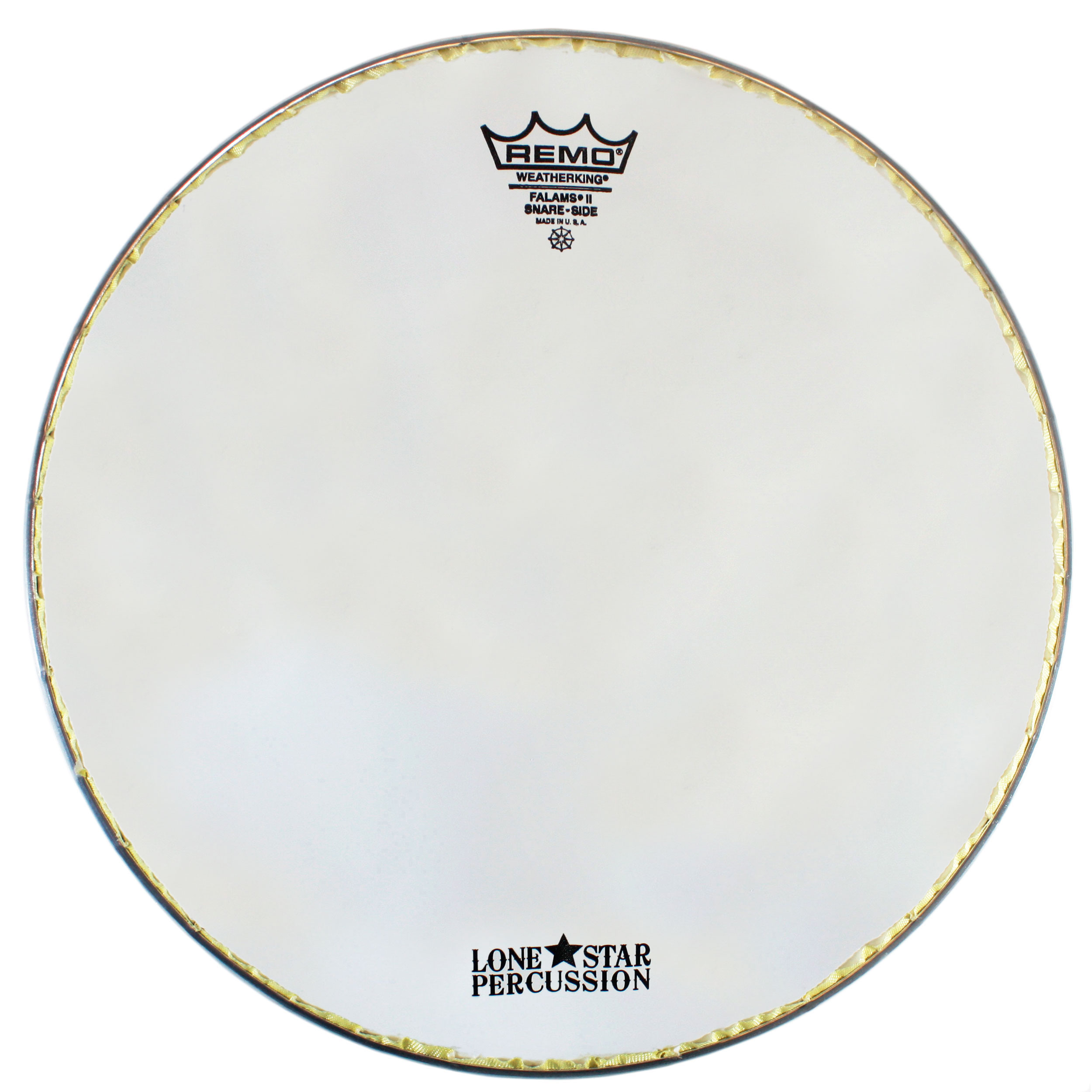 "Remo 14"" Falams Marching Snare Side (Bottom) Drum Head"