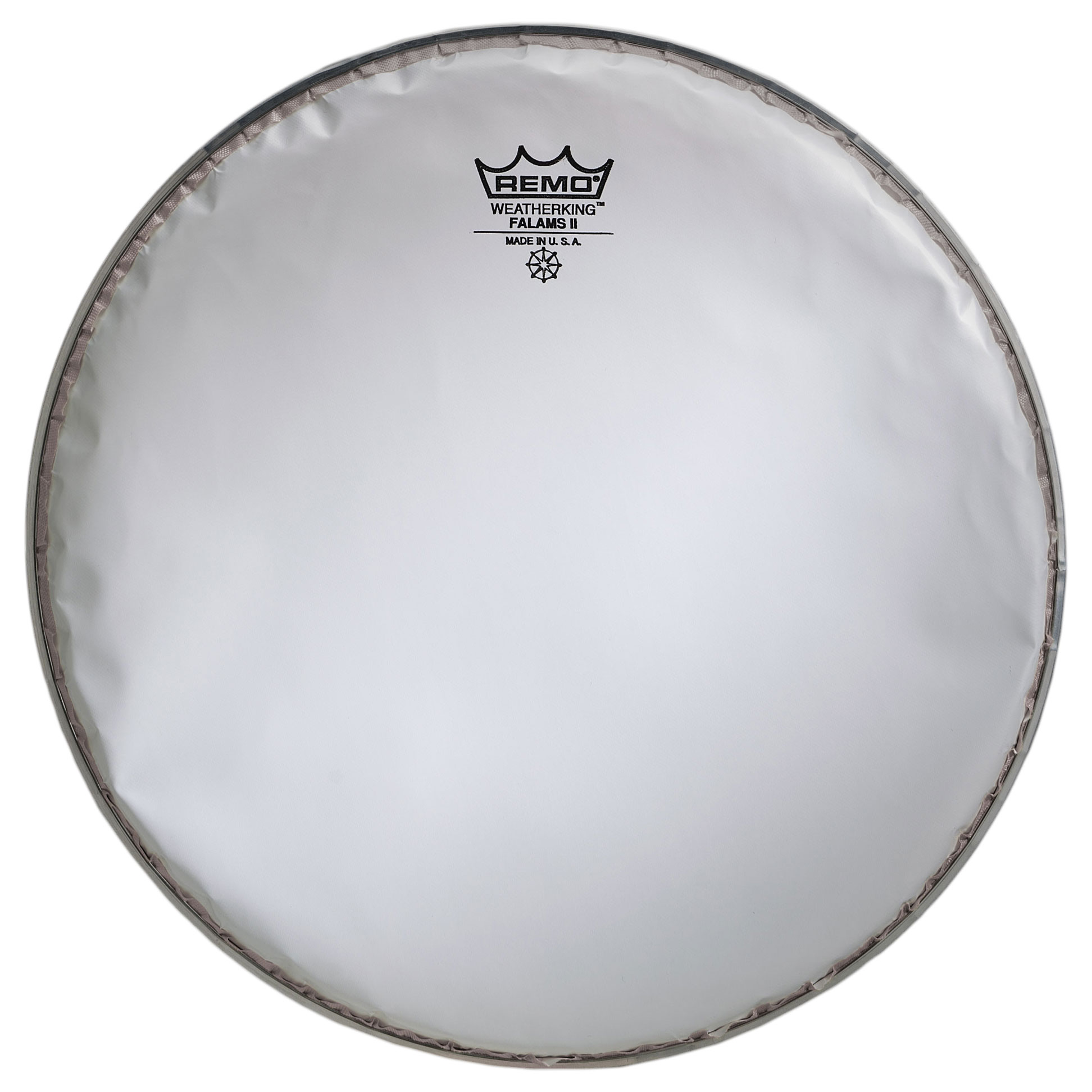 """Remo 13"""" Falams Marching Snare Side (Bottom) Drum Head"""