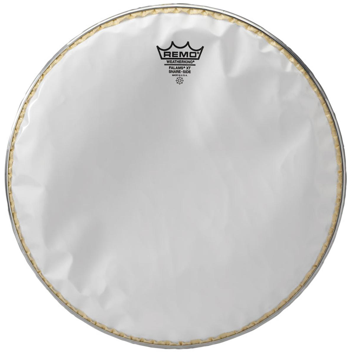 "Remo 13"" Falams XT Marching Snare Side (Bottom) Drum Head"