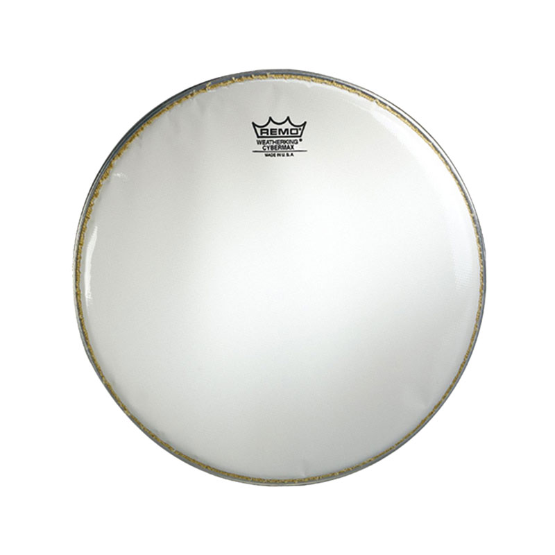 """Remo 14.07"""" Cybermax Marching Snare Drum Top (Batter) Head"""