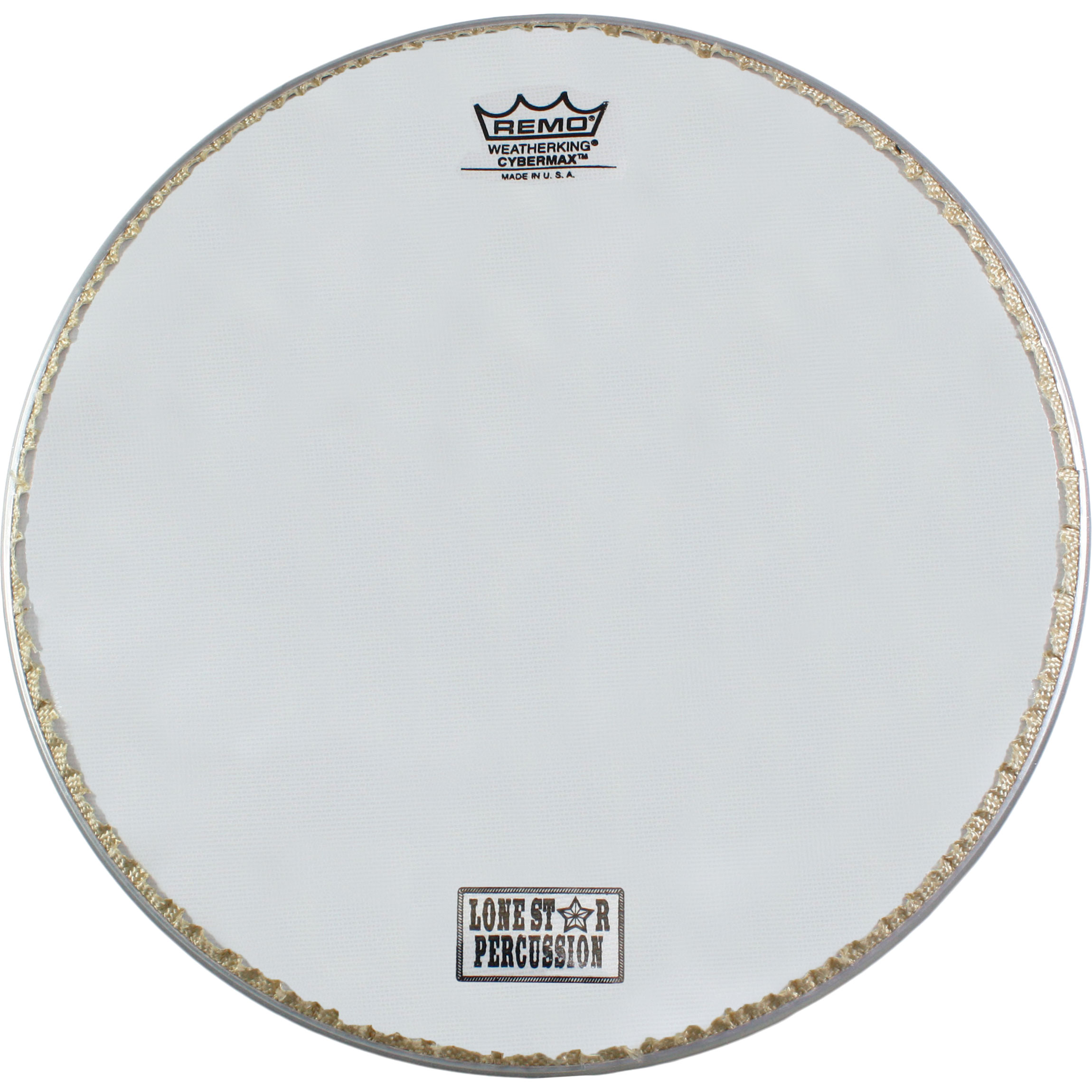 "Remo 13"" Cybermax Marching Snare Drum Top (Batter) Head"