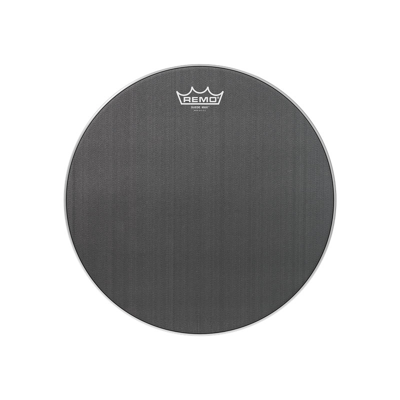 "Remo 14"" Suede Max Marching Snare Drum Top (Batter) Head"