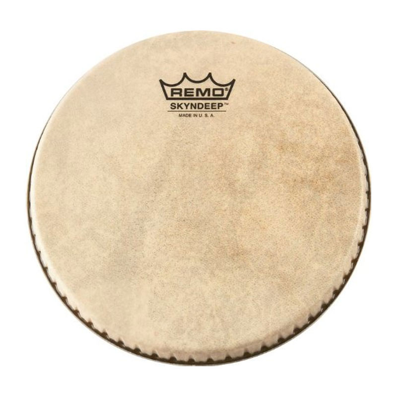 "Remo 8"" S-Series Skyndeep Bongo Drum Head with Calfskin Graphic"