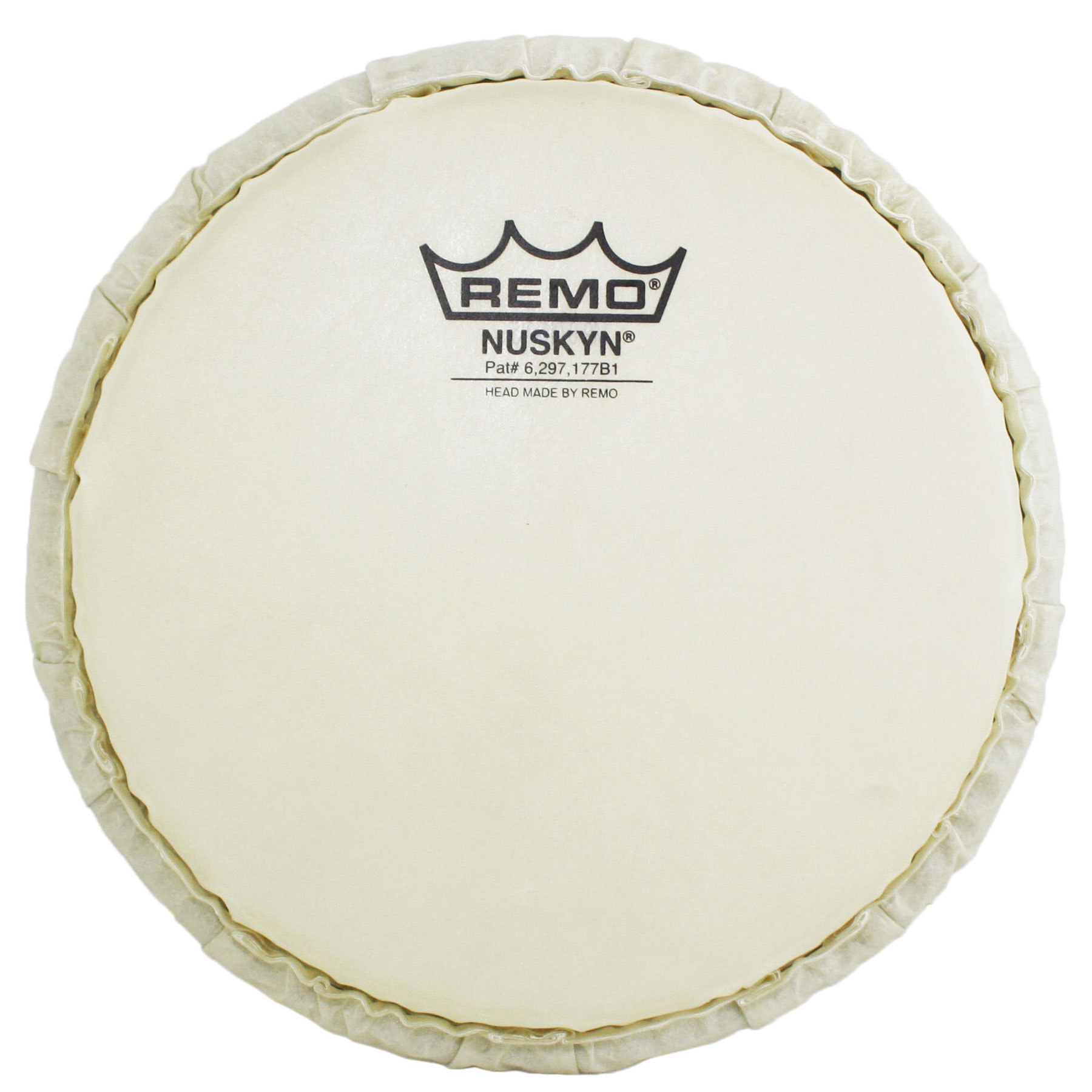 "Remo 9"" Tucked Nuskyn Bongo Drum Head"