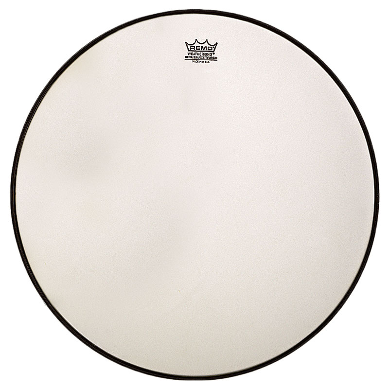 """Remo 30"""" RC-Series (Renaissance) Hazy Timpani Head with Low-Profile Steel Insert Ring"""