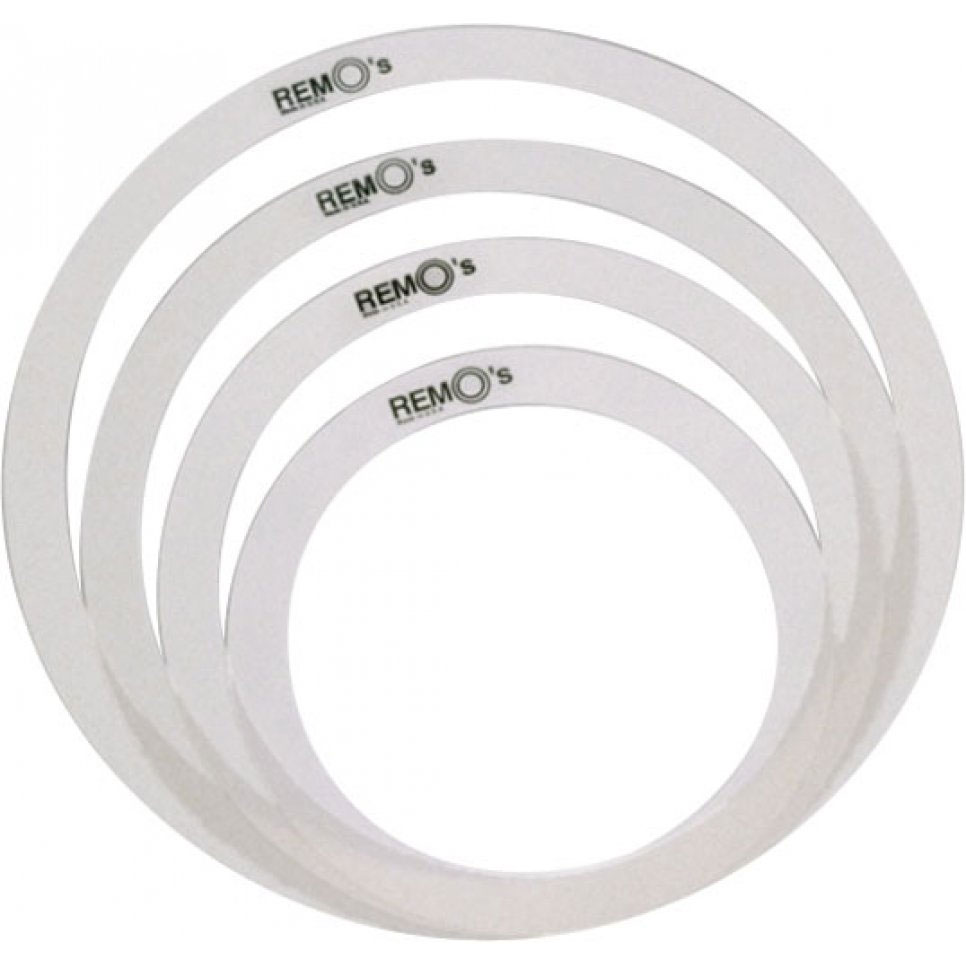 """Remo 10-12-13-16"""" Rem-O-Ring Pack"""