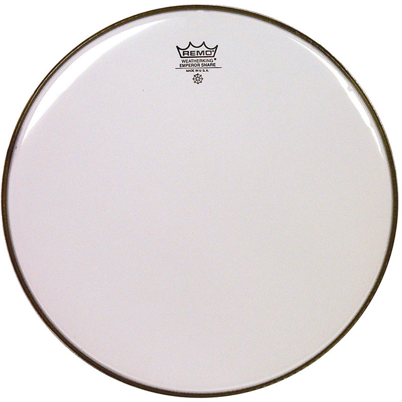 "Remo 13"" Emperor Hazy Snare Side (Bottom) Drum Head"