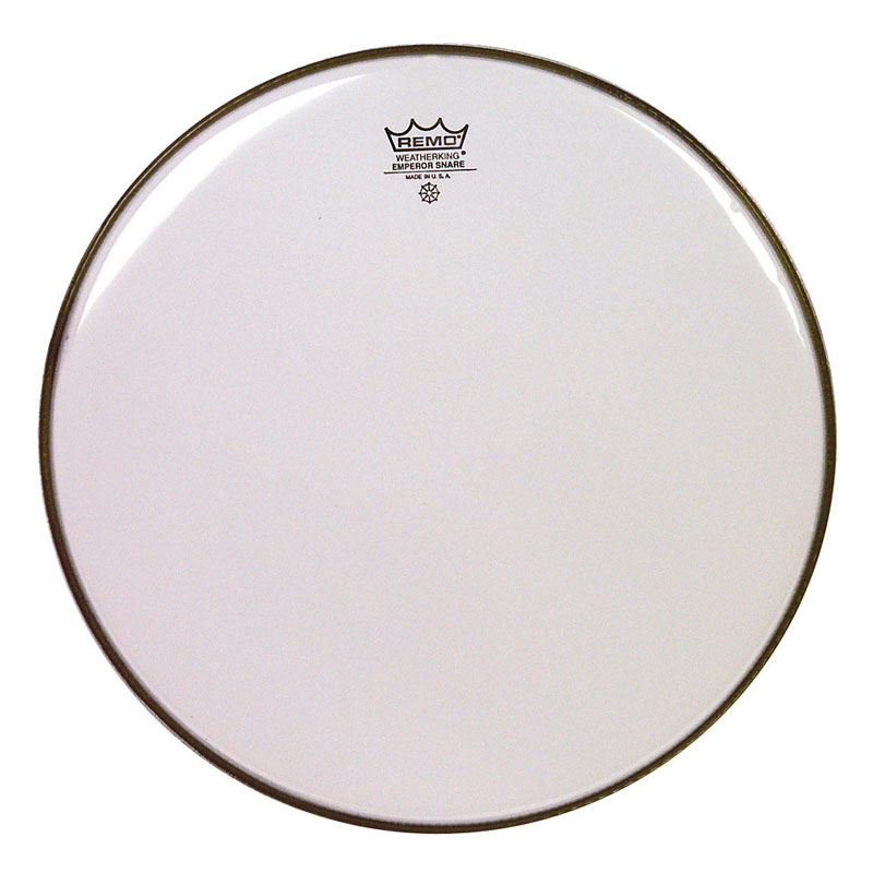 "Remo 14"" Emperor Hazy Snare Side (Bottom) Drum Head"