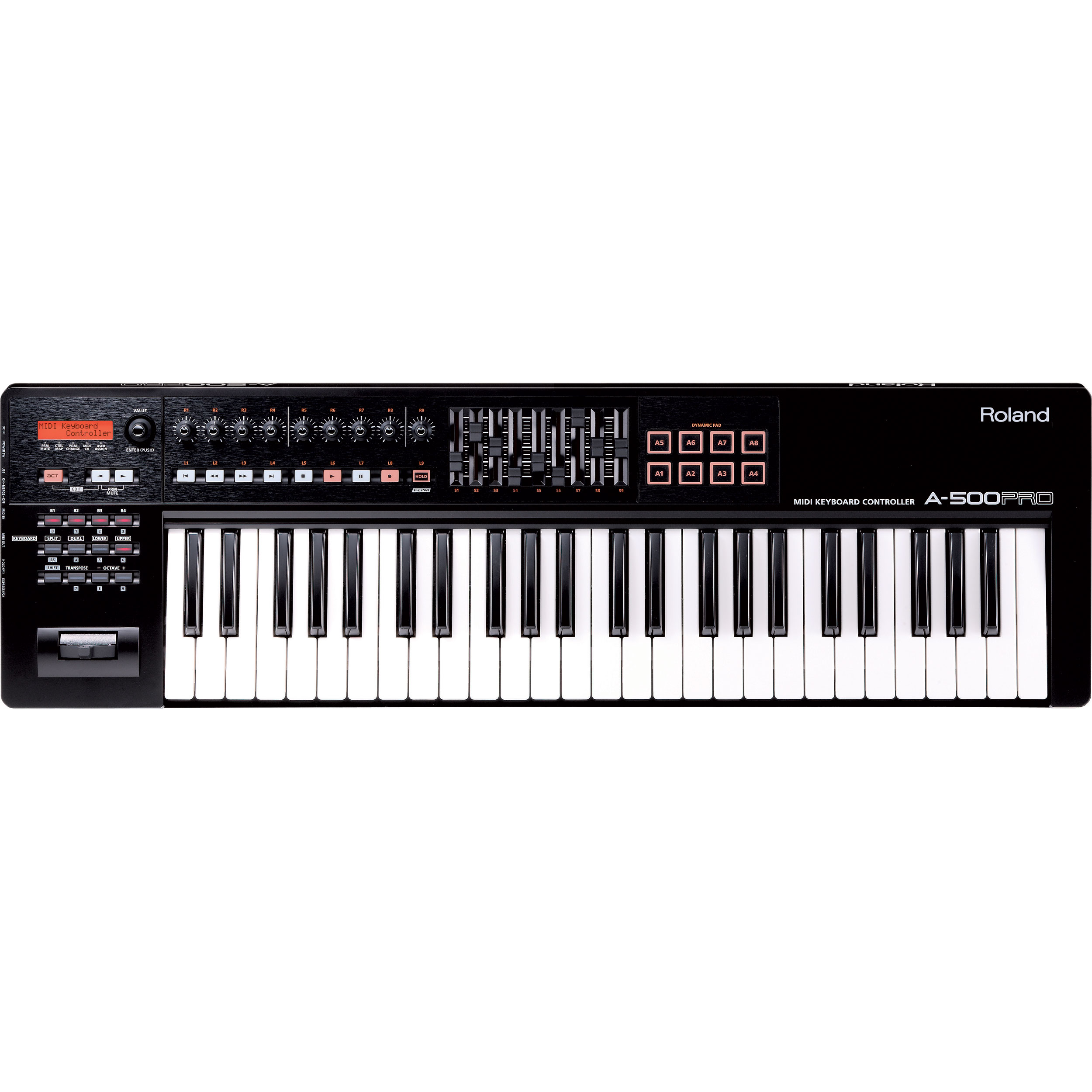 Roland A Pro Series 49 Key Pro Midi Keyboard Controller