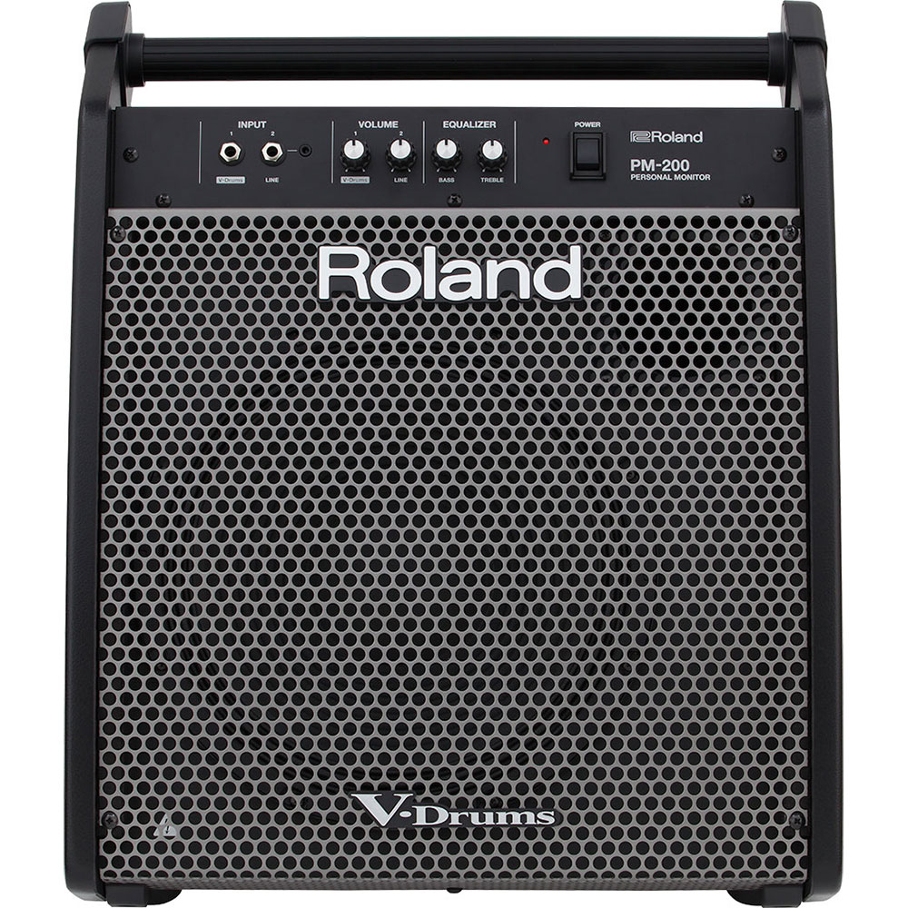 """Roland 180 Watt 12"""" Personal Drum Monitor with XLR Outputs"""