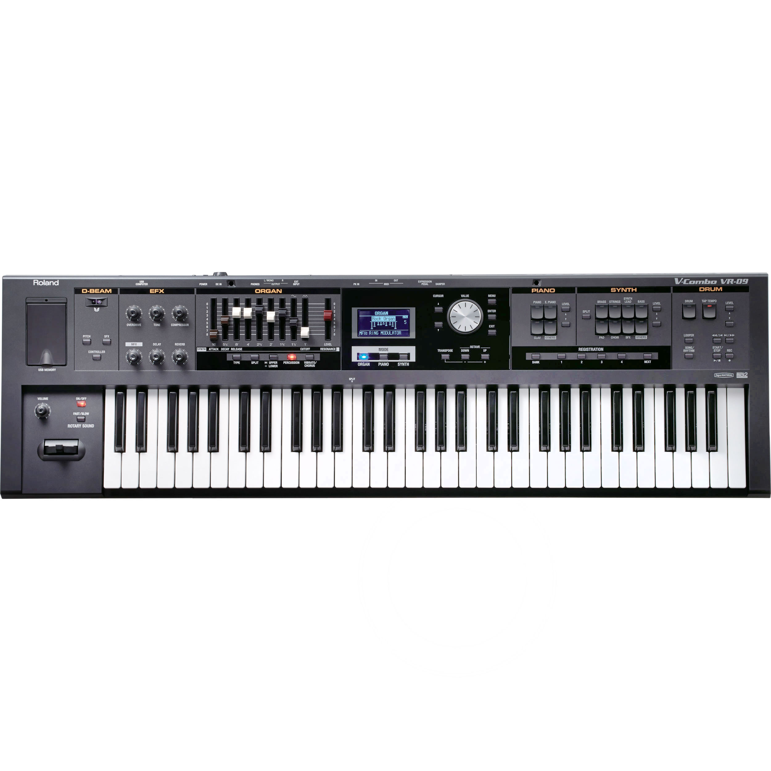 Roland V-Combo Live Performance Keyboard