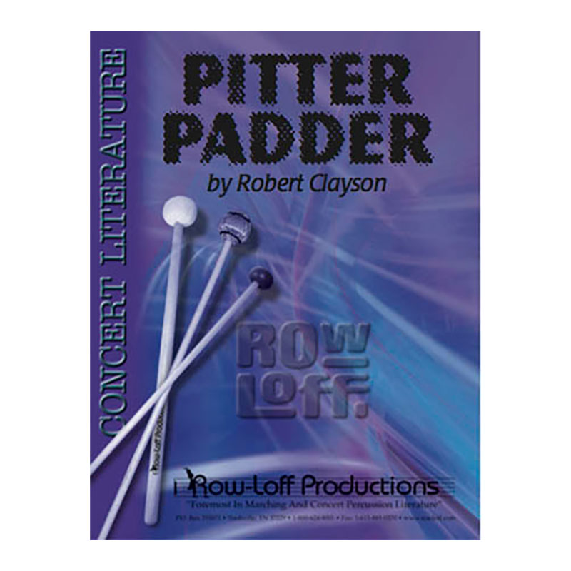 Pitter PADder by Robert Clayson