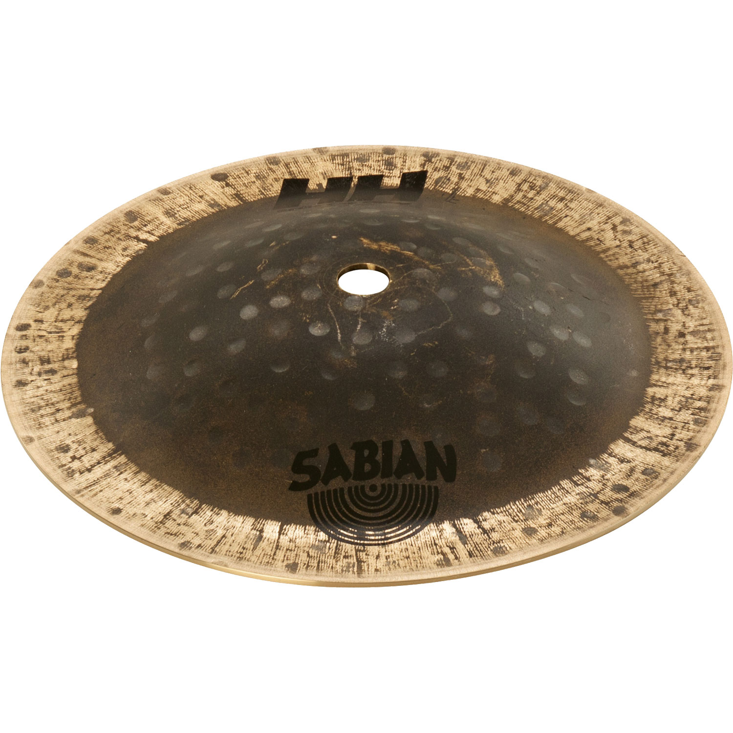 """Sabian 7"""" Radia Cup Chime with Natural Finish"""