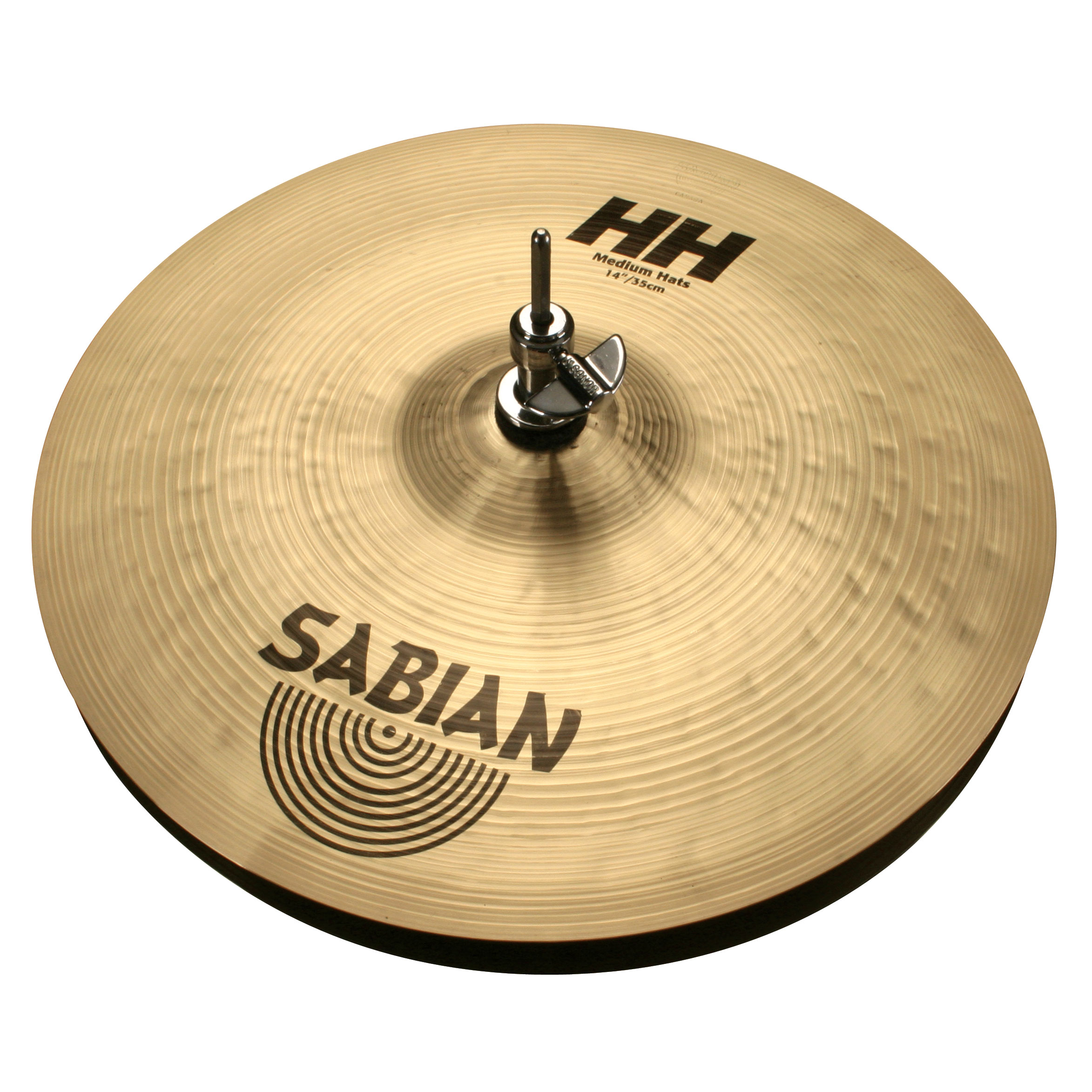 "Sabian 14"" HH Medium Hi Hat Cymbals"