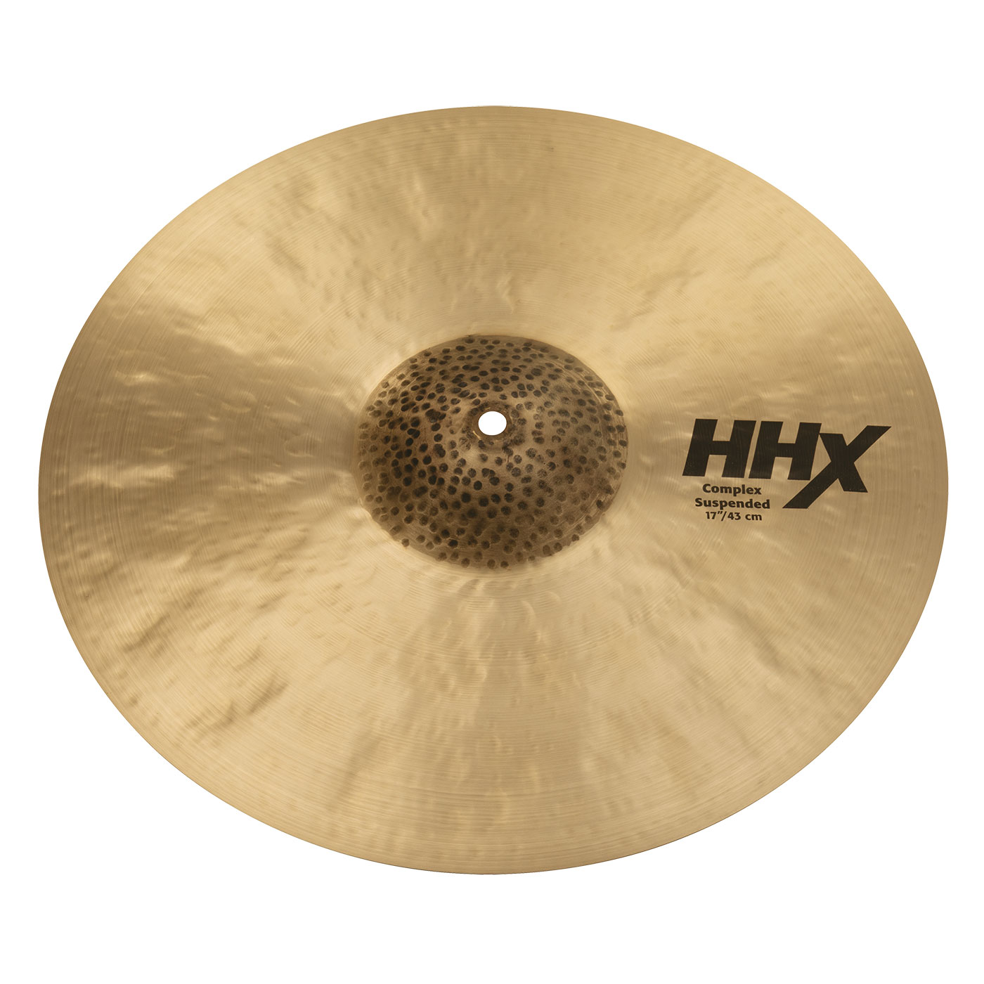 """Sabian 17"""" HHX Complex Suspended Cymbal"""