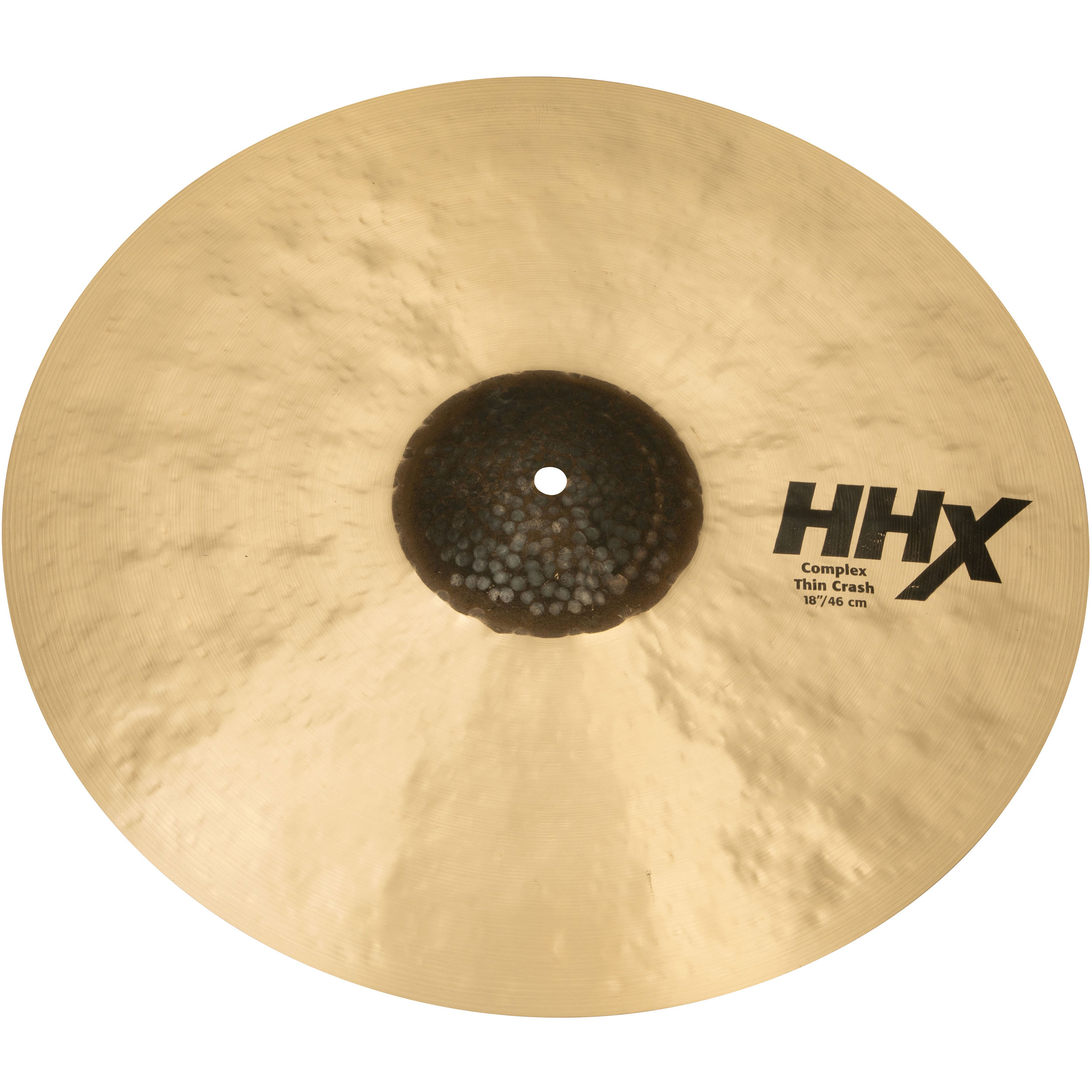 "Sabian 18"" HHX Complex Thin Crash Cymbal"