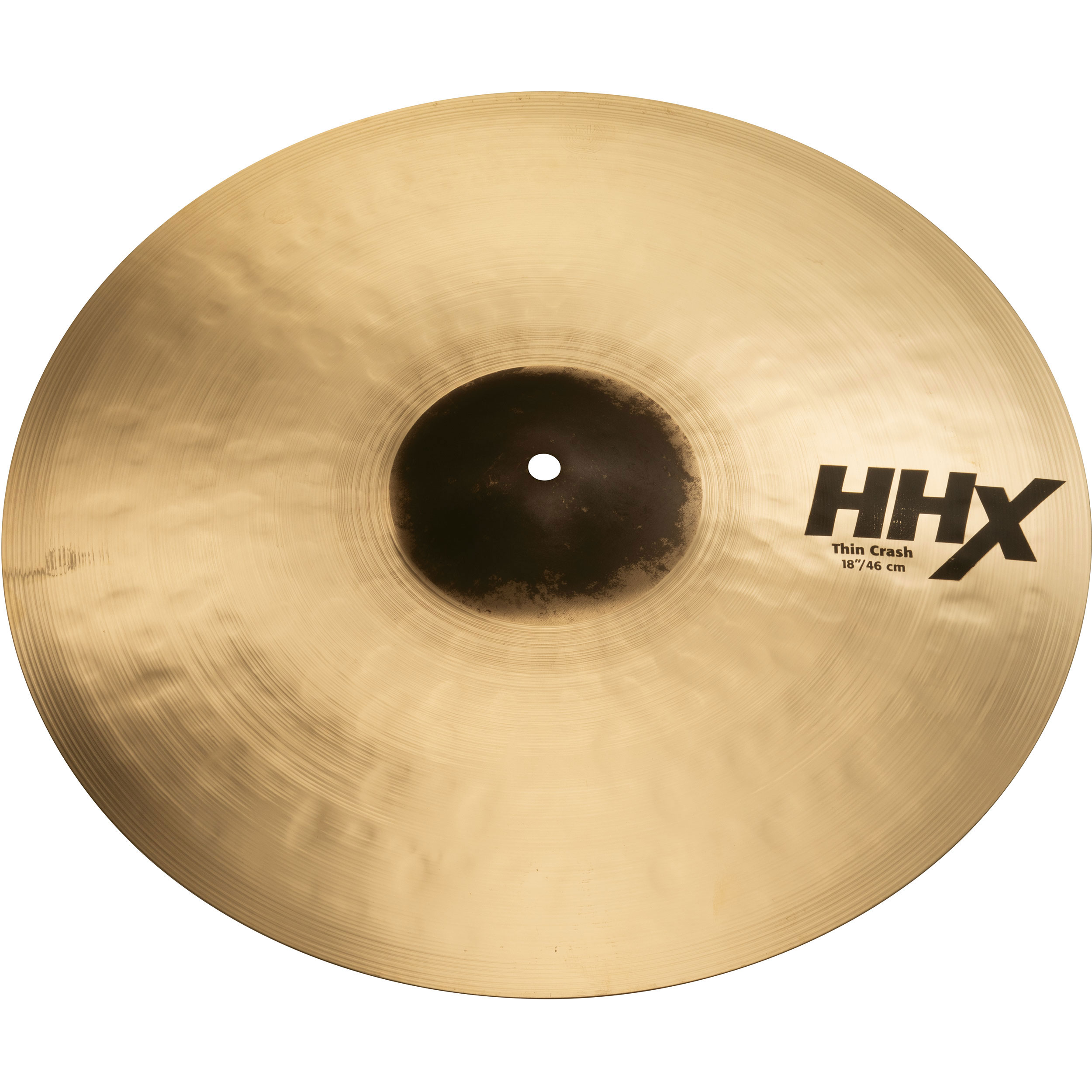 "Sabian 18"" HHX Thin Crash Cymbal"