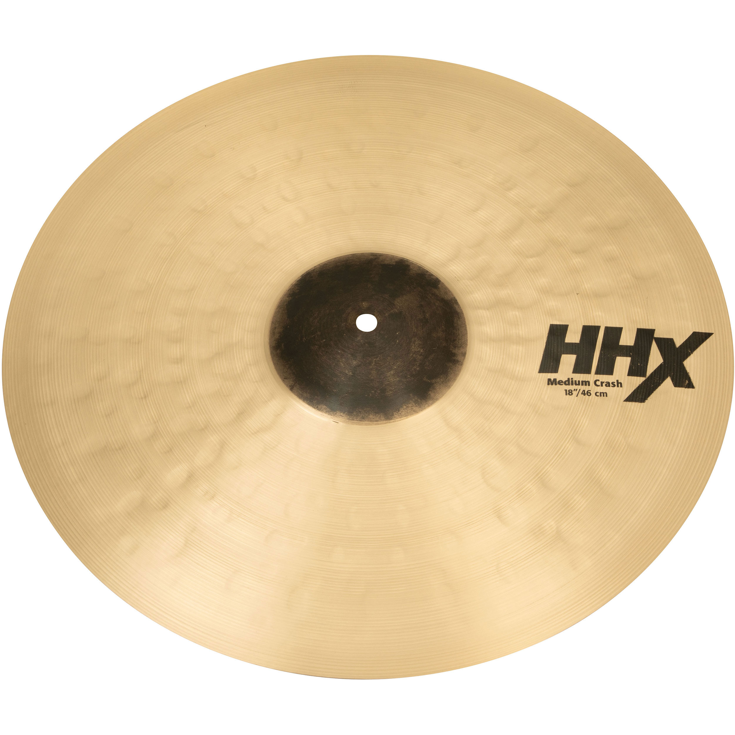 "Sabian 18"" HHX Medium Crash Cymbal"