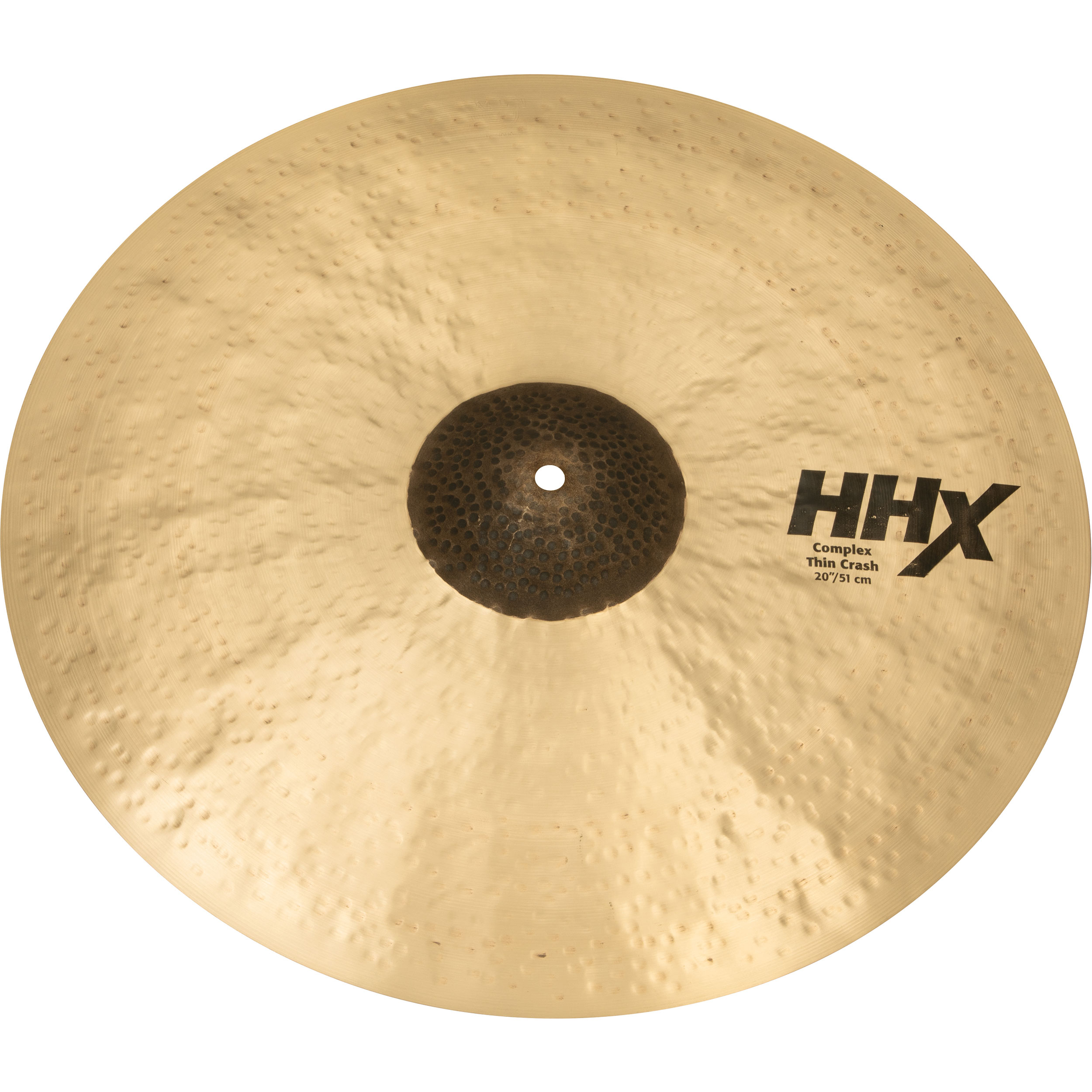 "Sabian 20"" HHX Complex Thin Crash Cymbal"
