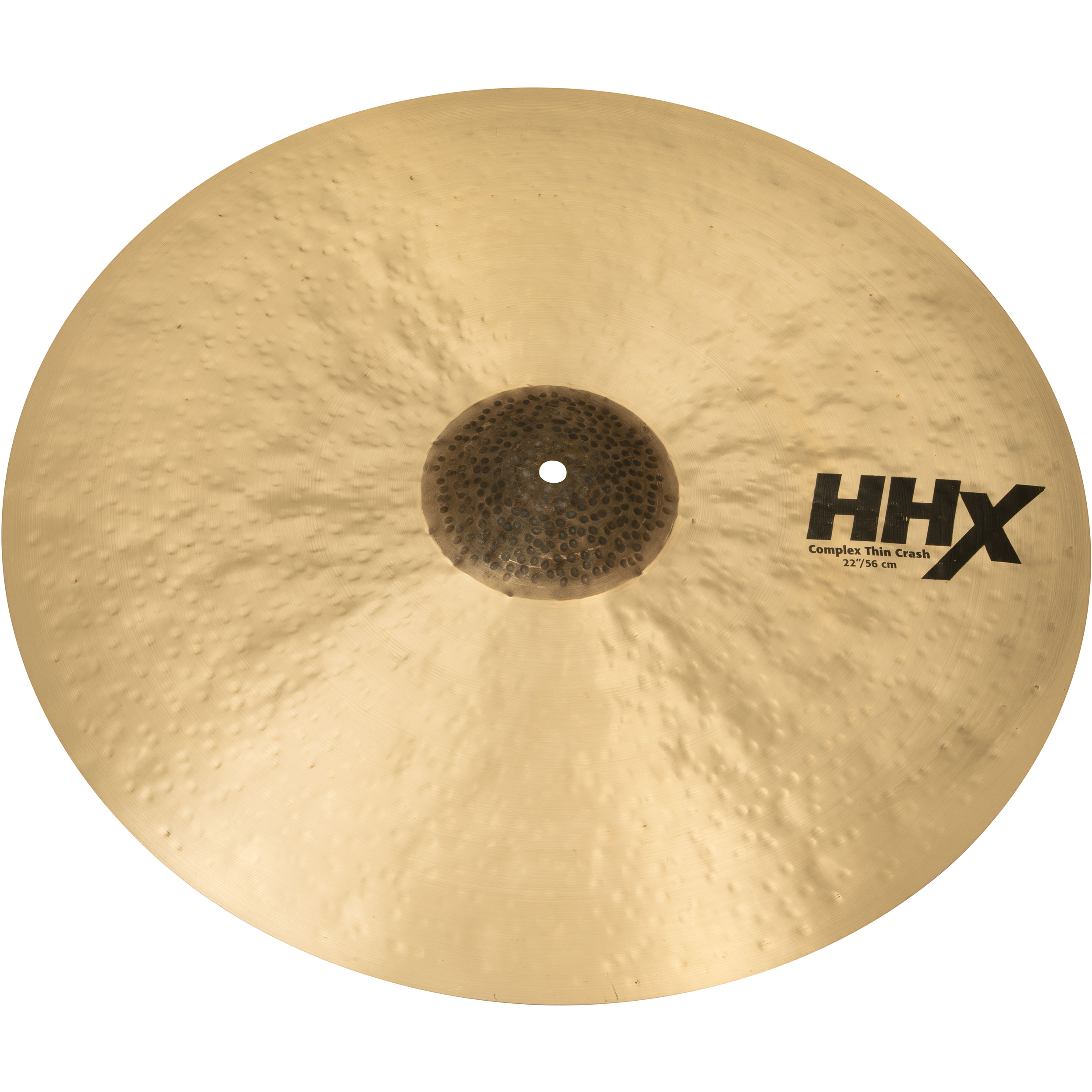 "Sabian 22"" HHX Complex Thin Crash Cymbal"