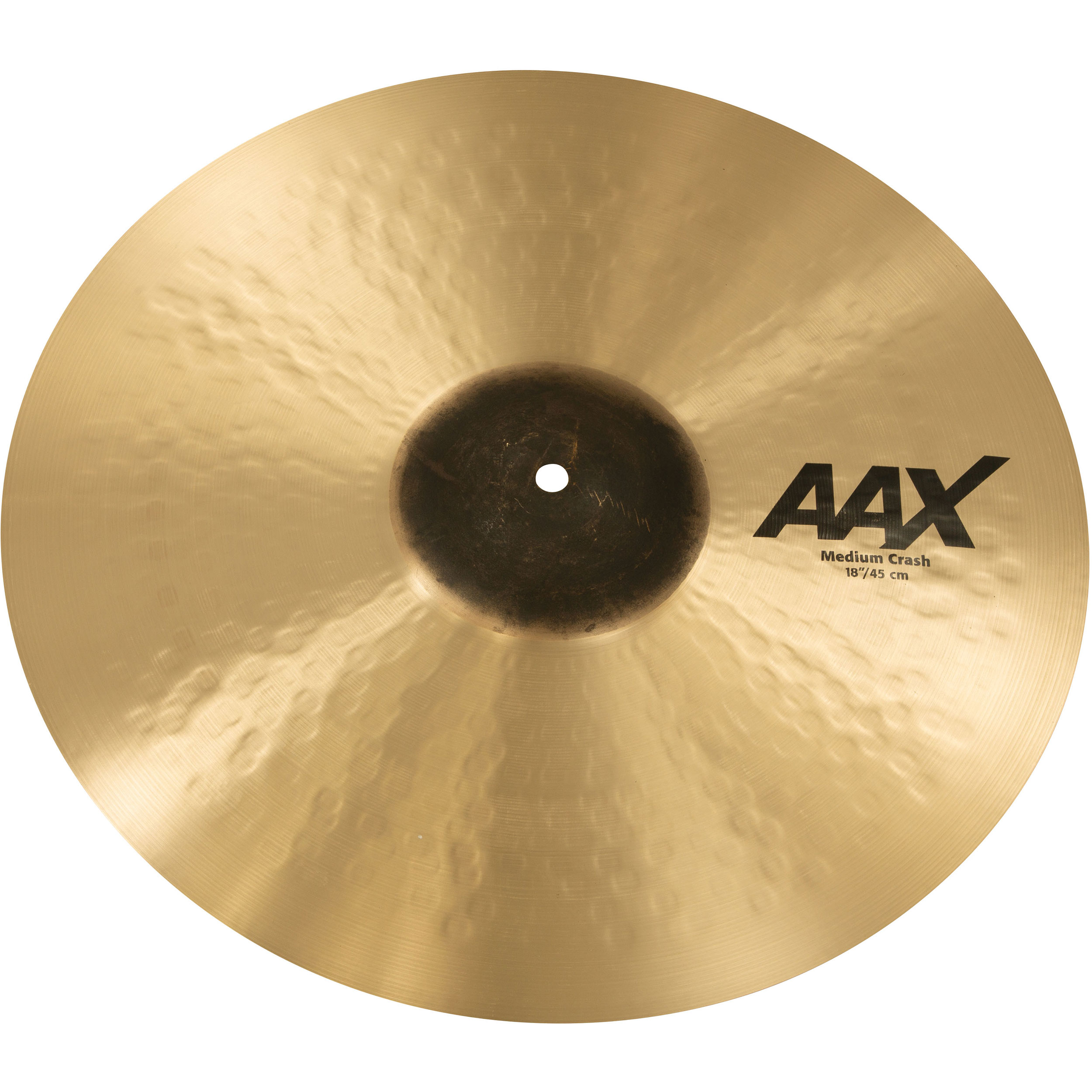 "Sabian 18"" AAX Medium Crash Cymbal"