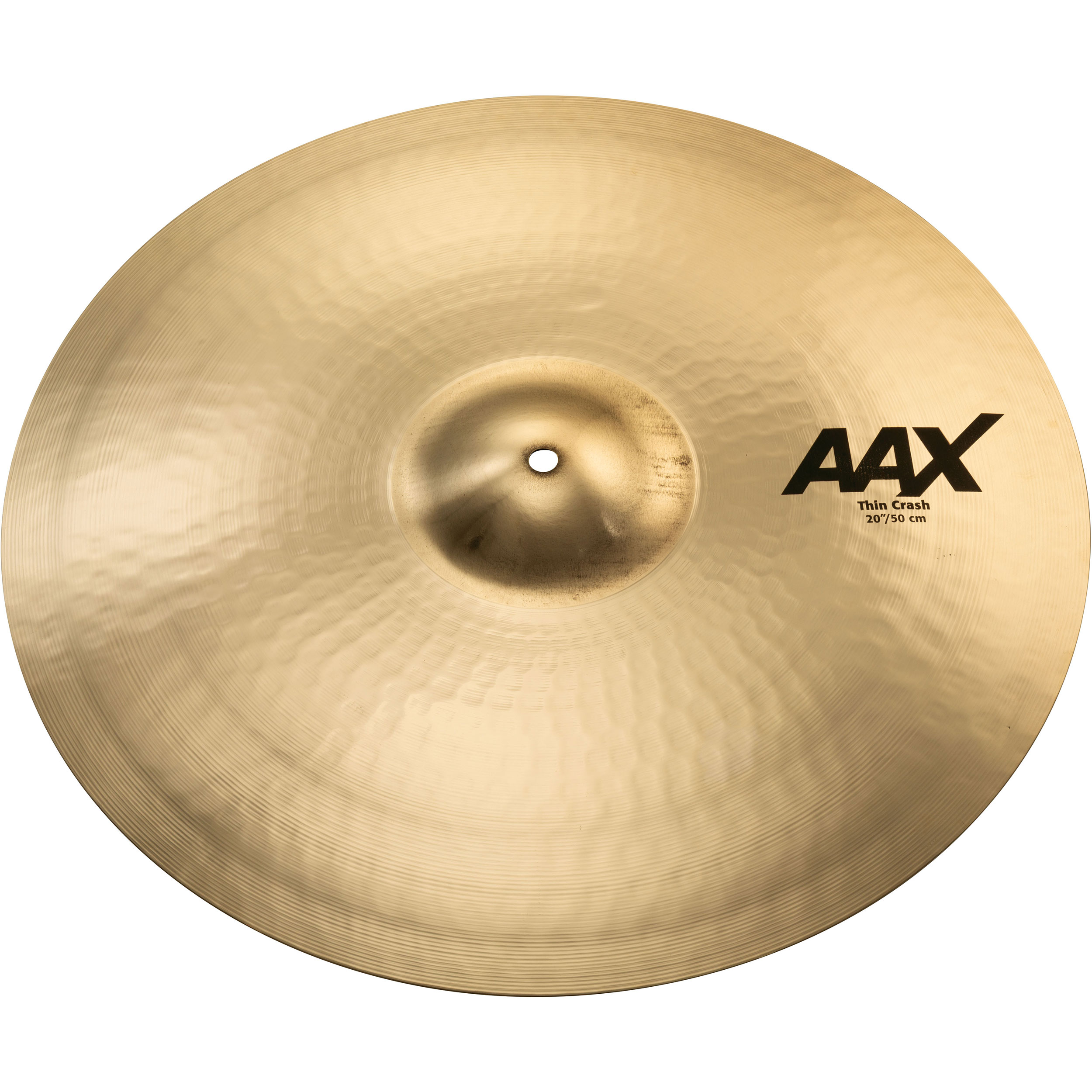 "Sabian 20"" AAX Thin Crash Cymbal"