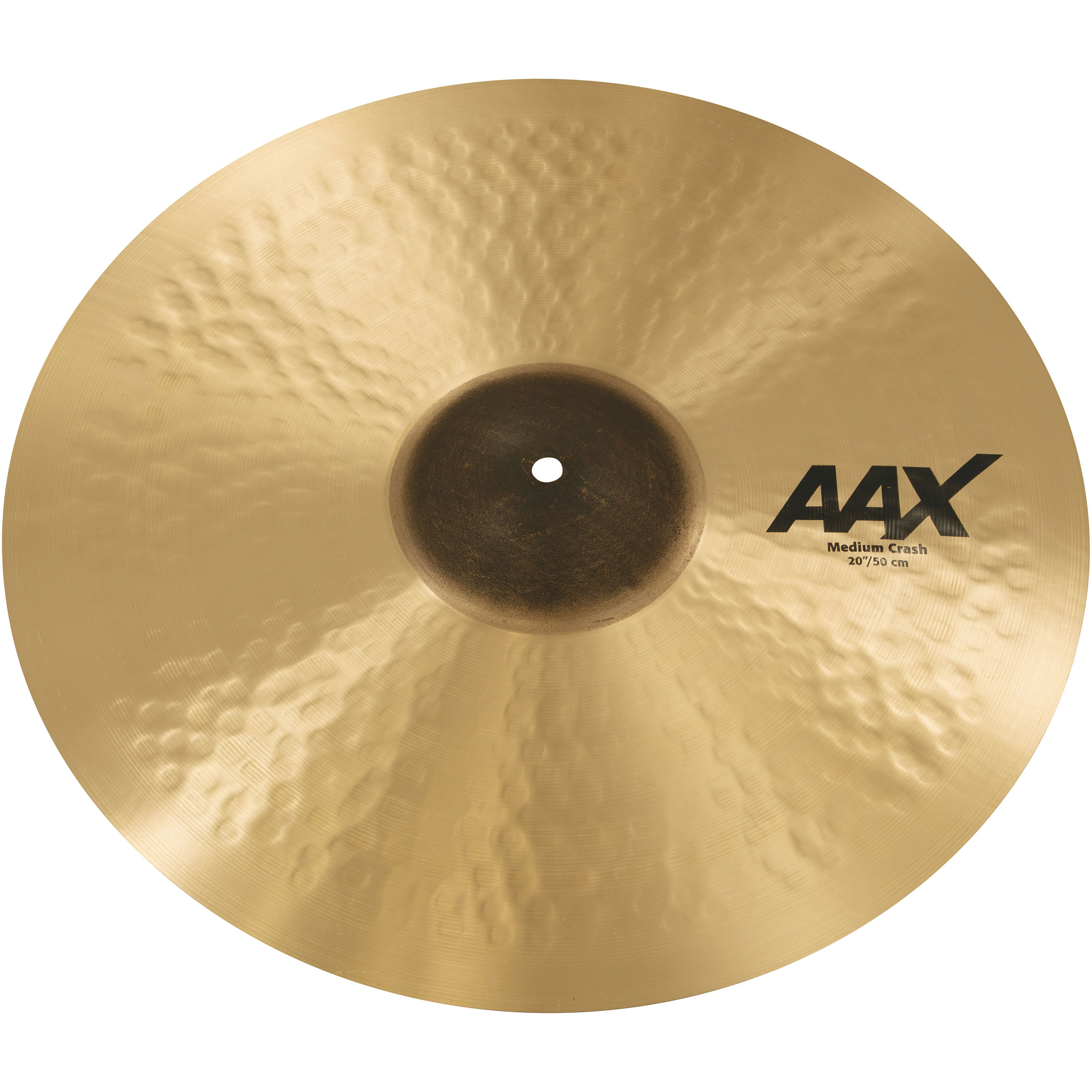 "Sabian 20"" AAX Medium Crash Cymbal"