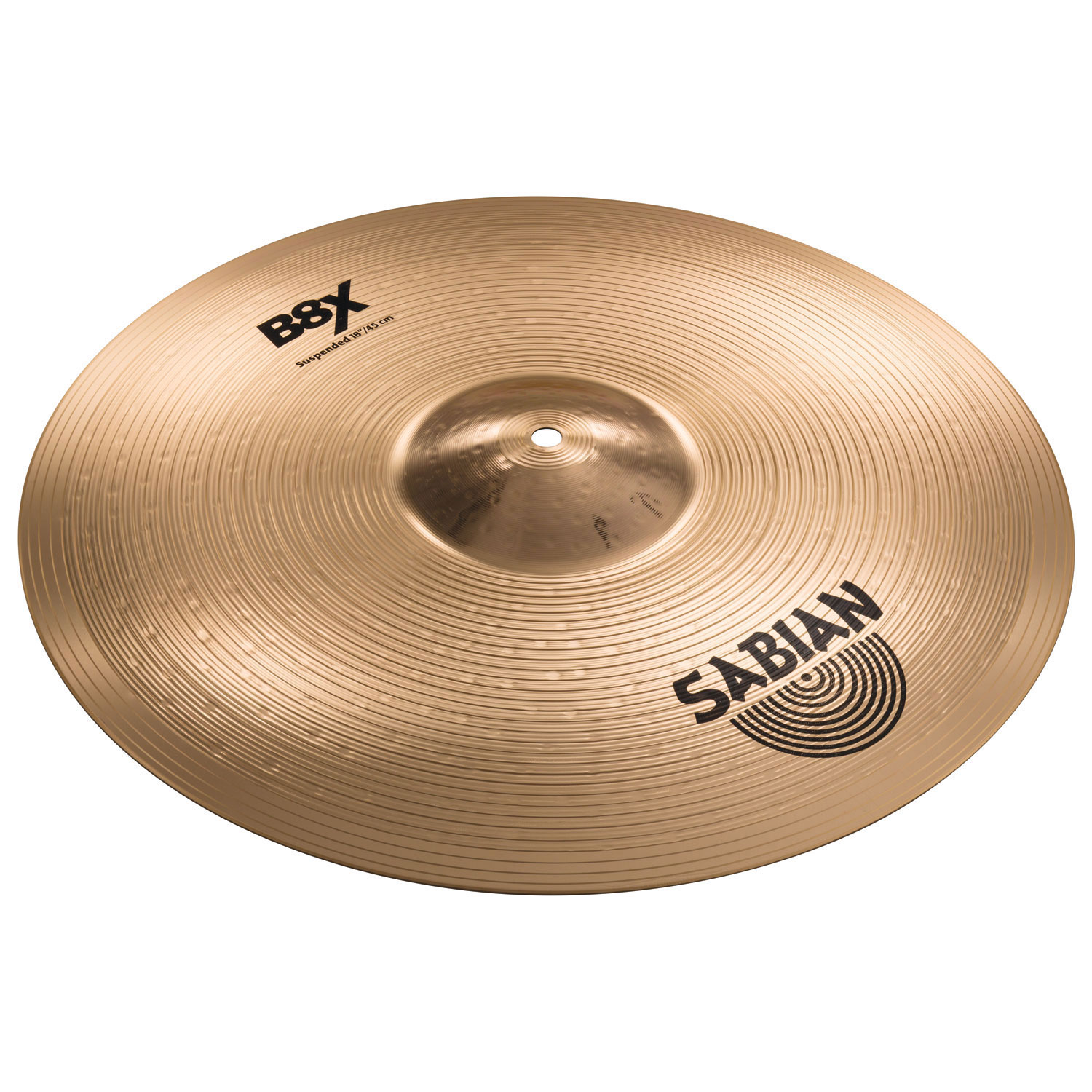 "Sabian 18"" B8X Suspended Cymbal"