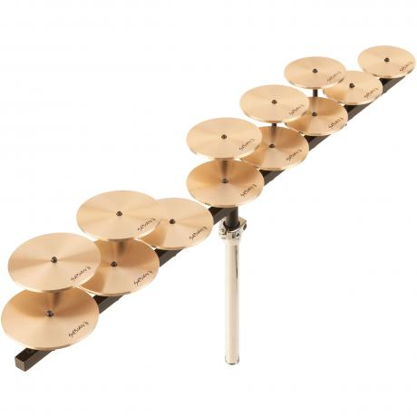 Sabian Low Octave Crotale Set with Bar