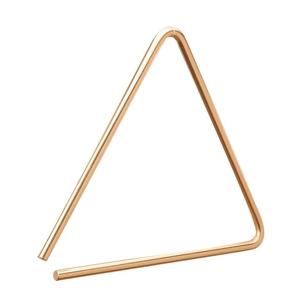 "Sabian 10"" B8 Bronze Triangle"