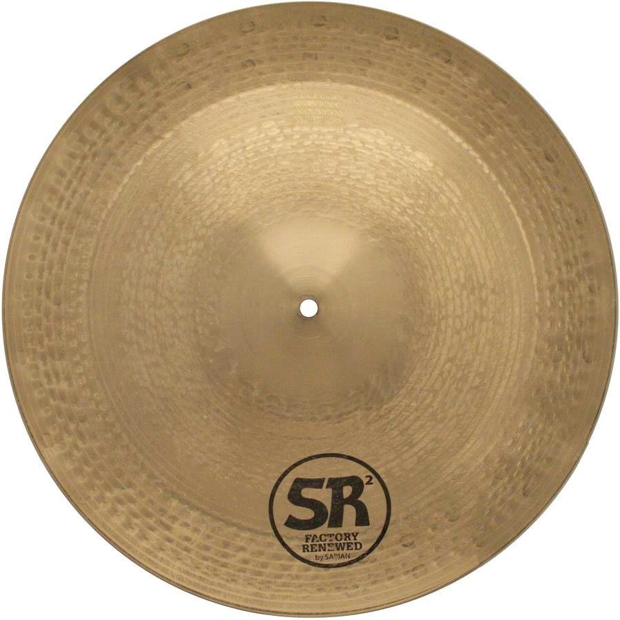 "Sabian 15"" SR2 China Cymbal"