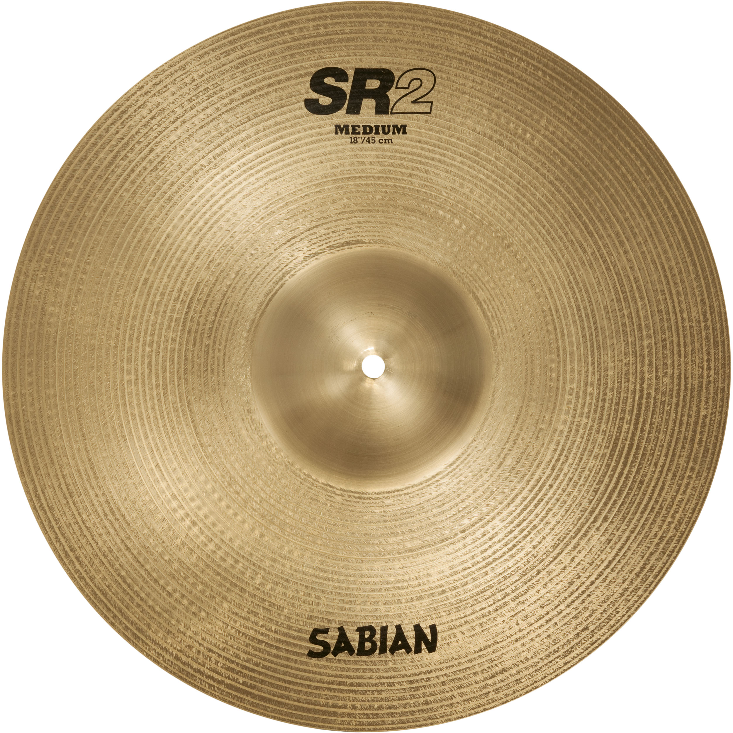 "Sabian 18"" SR2 Medium Cymbal"