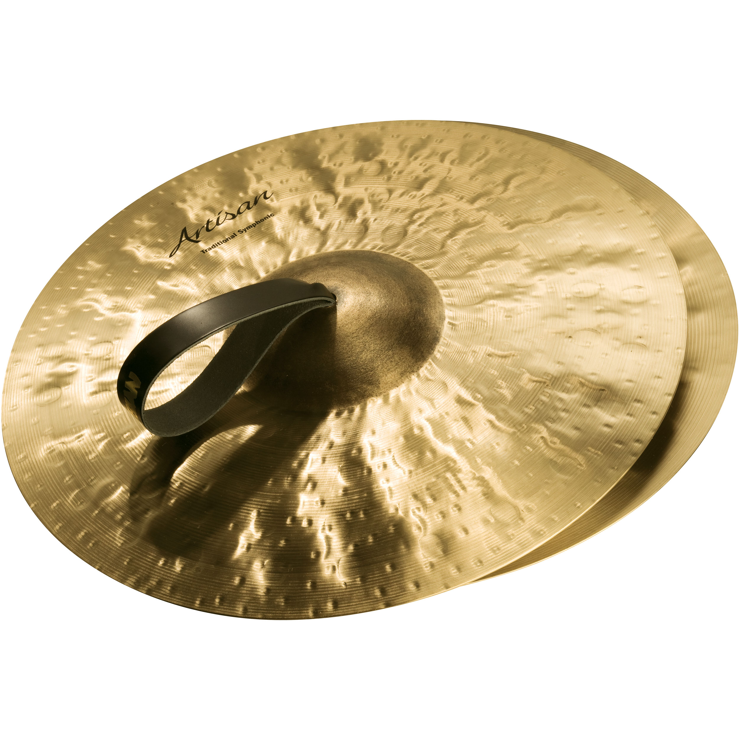 "Sabian 16"" Artisan Traditional Symphonic Medium-Heavy Crash Cymbal Pair"