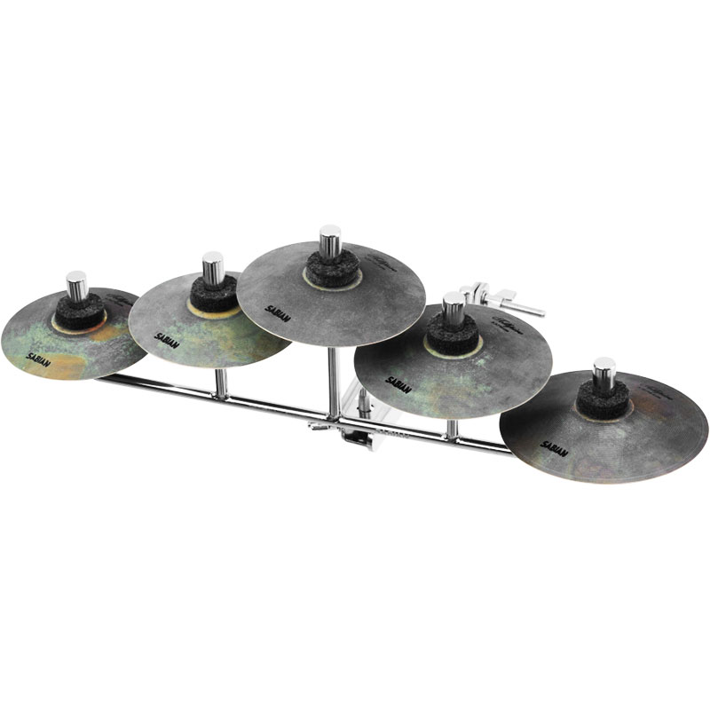 Sabian Tollspire Chime Set with Mounting Bar